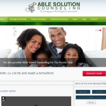 Able Solution Ministries Counseling