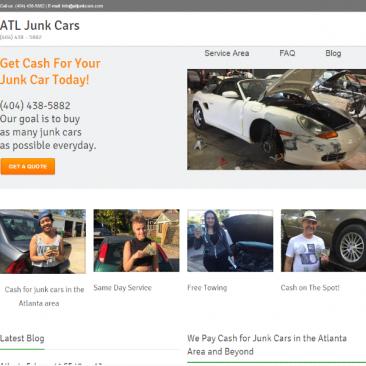 ATL Junk Cars