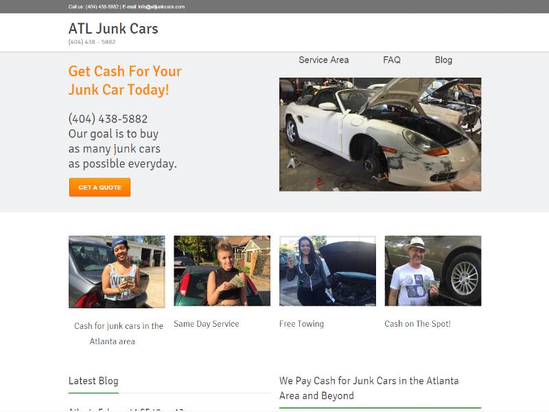 ATL Junk Cars – Marc Connor